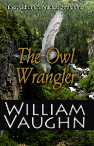 The Owl Wrangler Front Cover